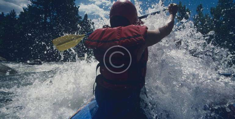 Intermediate Whitewater Kayak Instruction